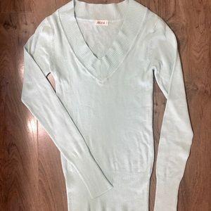 Ladies Vneck Sweater